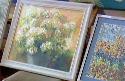 Dāvina gleznas Jelgavas Speciālajai pamatskolai