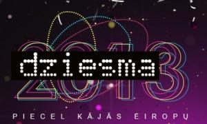 Eirodziesma-2013