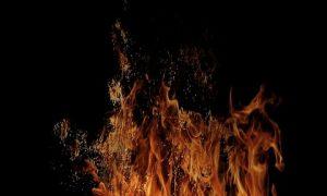 Latvija lūgs palīdzību ES, lai apturētu ugunsgrēku Valdgalē