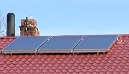 Skrīveru novada bērnudārzos ierīko saules kolektoru