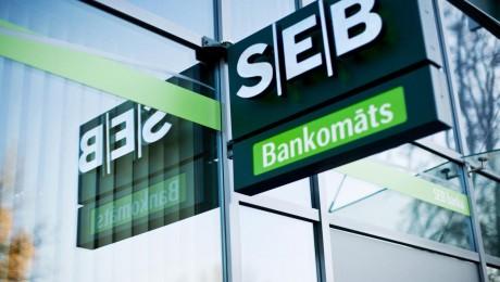 SEB bankas bankomātu papildu drošību turpmāk garantēs karšu datu pretnolasīšanas ierīces