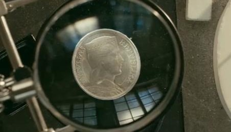 Finanšu ministrs prezentē eiro informatīvo klipu