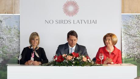 """Par deputāta vietu visdārgāk maksājusi """"No sirds Latvijai"""""""